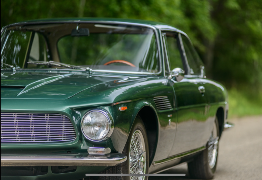 1964 ISO RIVOLTA 300 Bertone , original and perfect For Sale (picture 1 of 6)