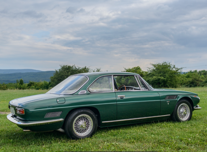1964 ISO RIVOLTA 300 Bertone , original and perfect For Sale (picture 5 of 6)