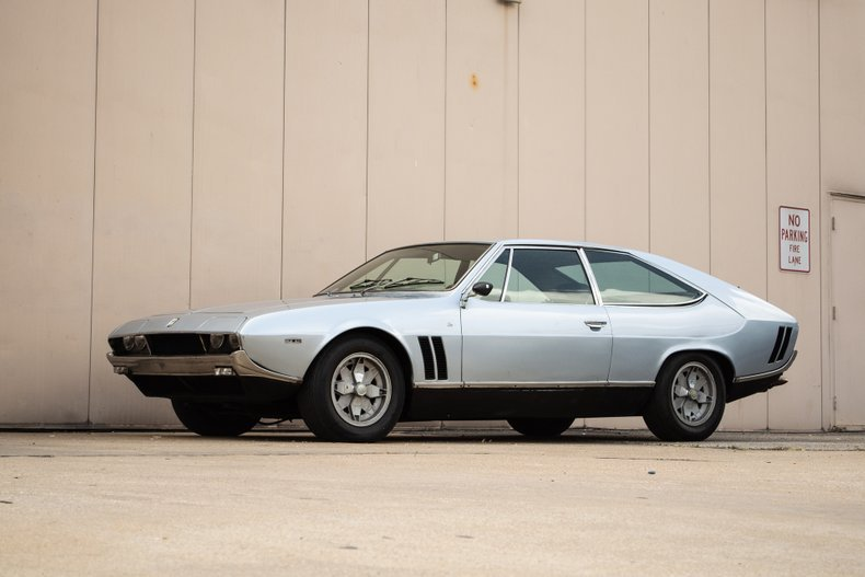 1970 Iso   = Rare 1 of 285 made + Silver V-8 Manual  $57.3k For Sale (picture 1 of 6)