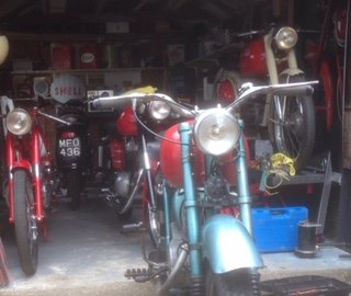 1954 ISO   125 2 stroke  with new reduced price SOLD (picture 3 of 6)