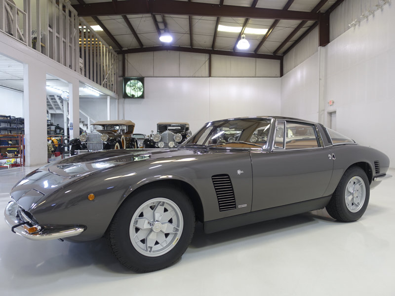 1970 Iso Grifo Series II IR8 Prototype For Sale (picture 1 of 6)