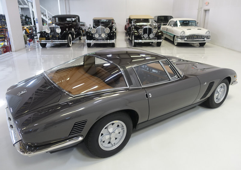 1970 Iso Grifo Series II IR8 Prototype For Sale (picture 2 of 6)