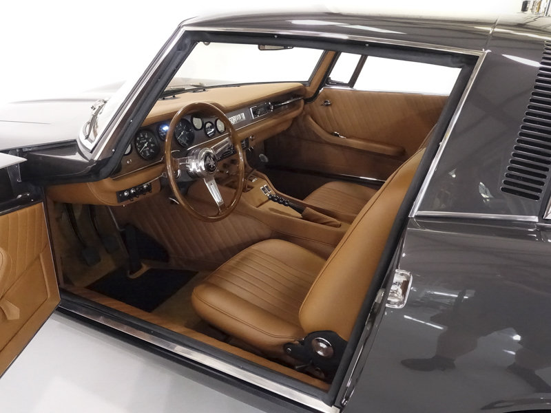 1970 Iso Grifo Series II IR8 Prototype For Sale (picture 3 of 6)