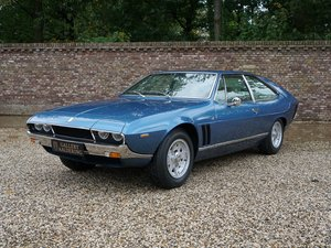 Iso Rivolta Lele 5.7 top restored, extensive restoration rep