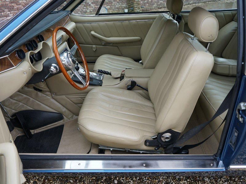 1971 Iso Rivolta Lele 5.7 top restored, extensive restoration rep For Sale (picture 3 of 6)