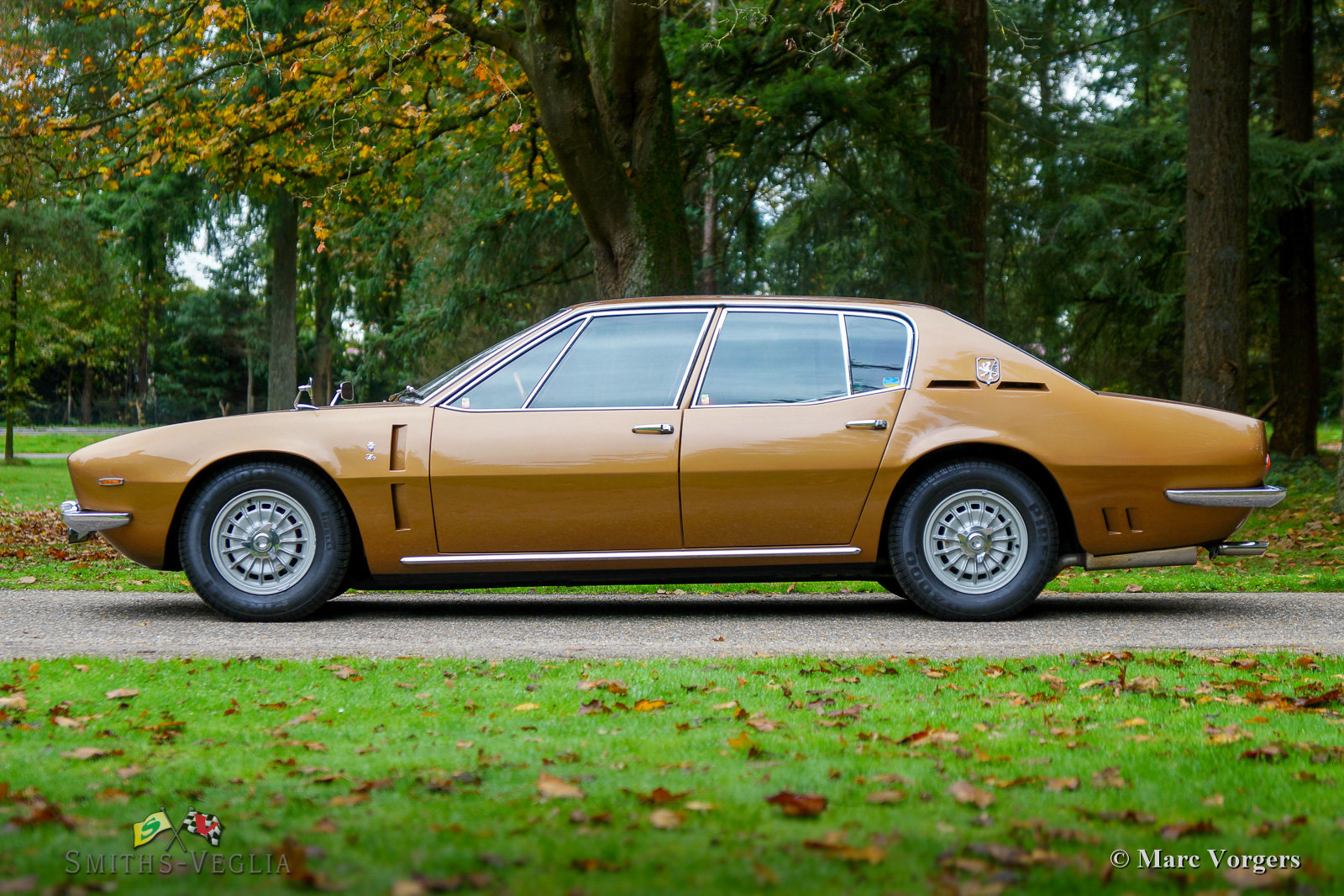 1969 Beautiful Iso Rivolta Fidia in an unrestored condition For Sale (picture 2 of 6)
