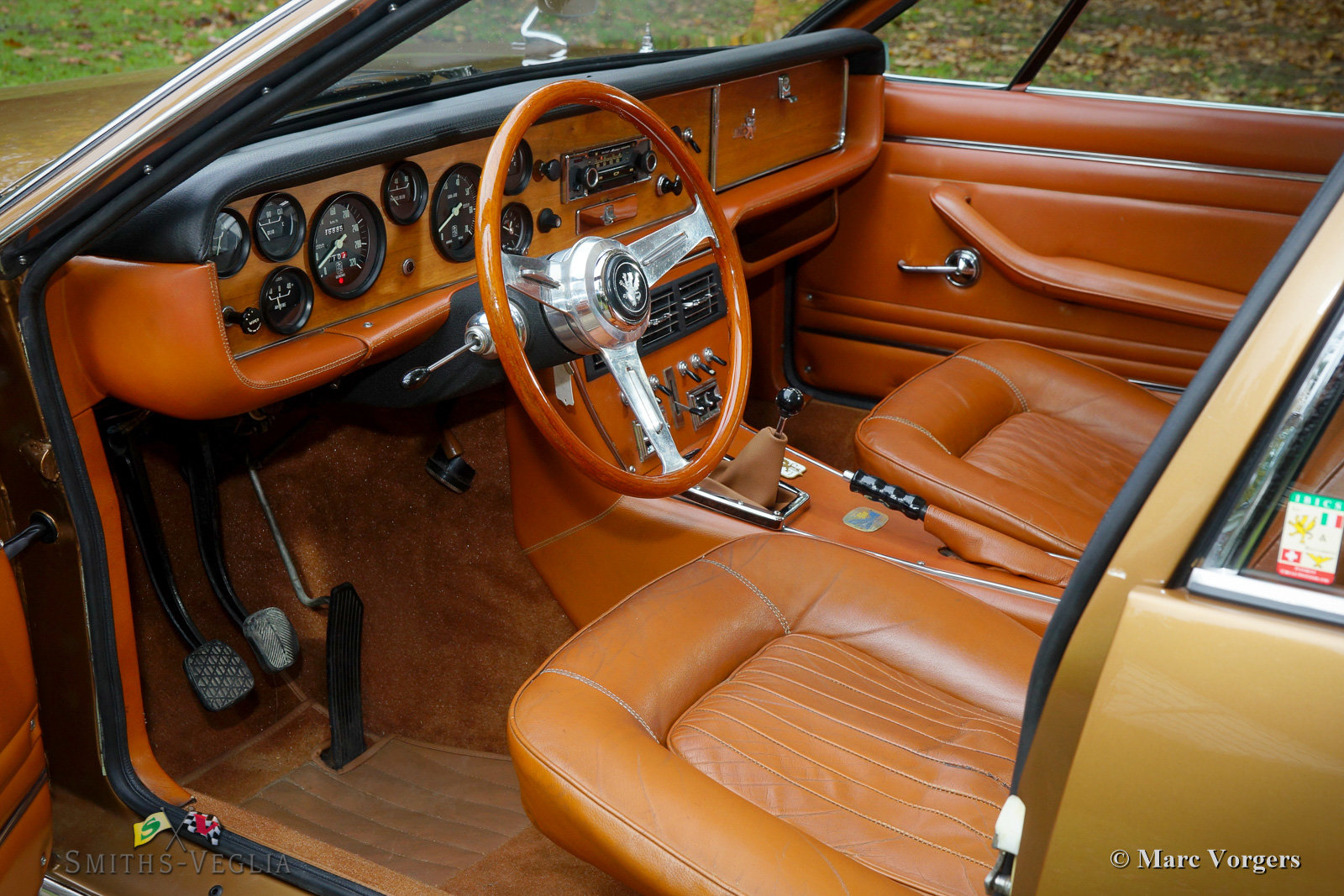 1969 Beautiful Iso Rivolta Fidia in an unrestored condition For Sale (picture 3 of 6)