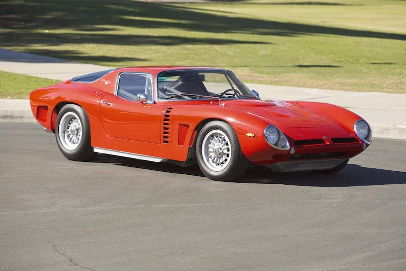 1965 Iso GifoA3 Competizione For Sale (picture 1 of 5)
