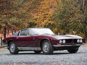 1967 Iso Grifo GL Series I by Bertone For Sale by Auction