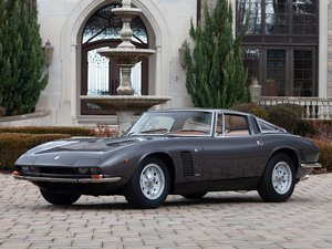 1970 Iso Grifo GL Series II by Bertone For Sale by Auction
