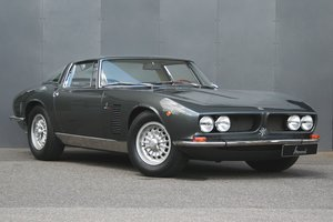 1965 Iso Grifo Pre Series LHD