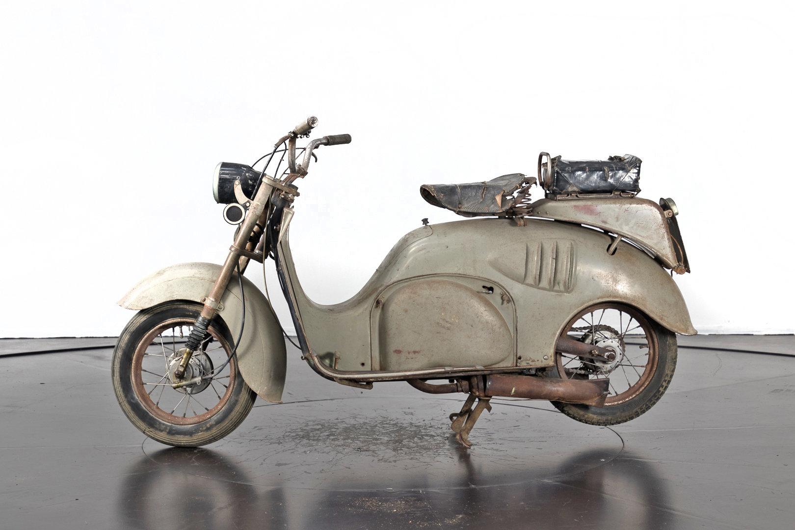 ISO - SCOOTER 125 - 1953 For Sale (picture 1 of 6)