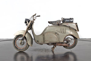 ISO - SCOOTER 125 - 1953