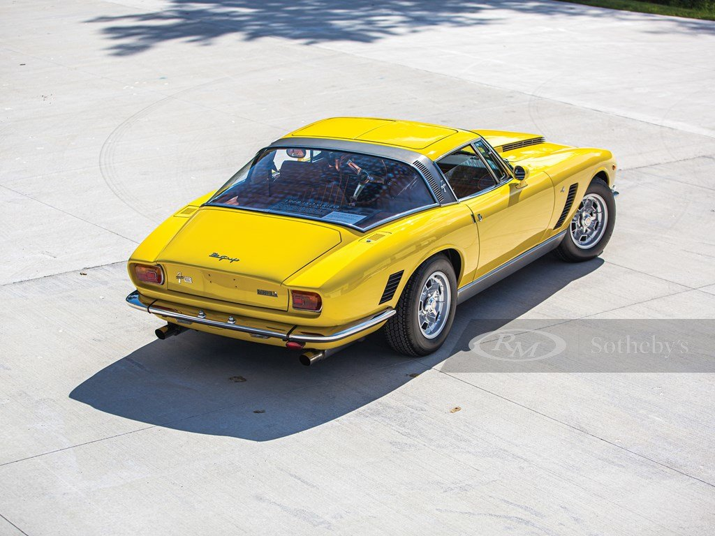 1968 Iso Grifo GL Series I by Bertone For Sale by Auction (picture 2 of 6)