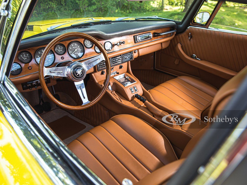 1968 Iso Grifo GL Series I by Bertone For Sale by Auction (picture 4 of 6)
