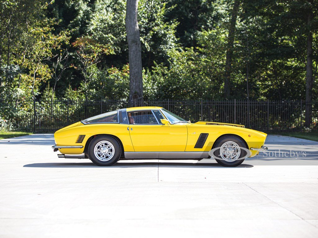 1968 Iso Grifo GL Series I by Bertone For Sale by Auction (picture 6 of 6)