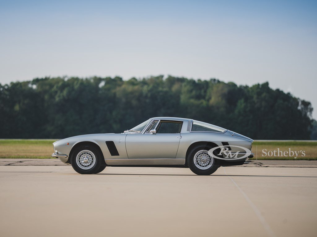 1968 Iso Grifo GL Series I by Bertone For Sale by Auction (picture 5 of 6)