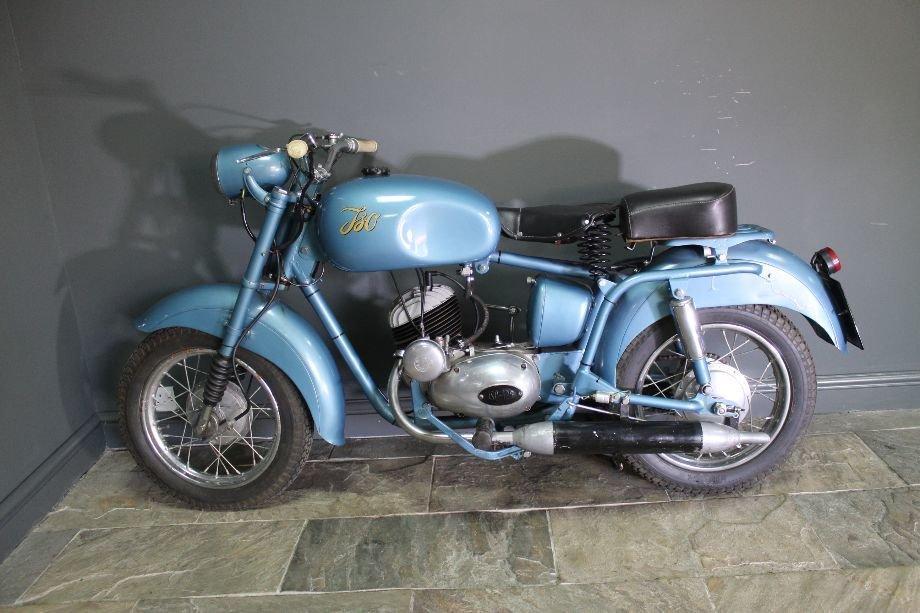 1954 Moto ISO Gran Turismo 125 cc Rare Italian bike  For Sale (picture 1 of 6)