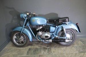 1954 Moto ISO Gran Turismo 125 cc Rare Italian bike
