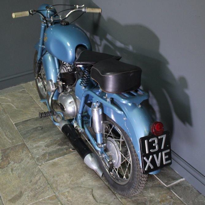 1954 Moto ISO Gran Turismo 125 cc Rare Italian bike  For Sale (picture 2 of 6)