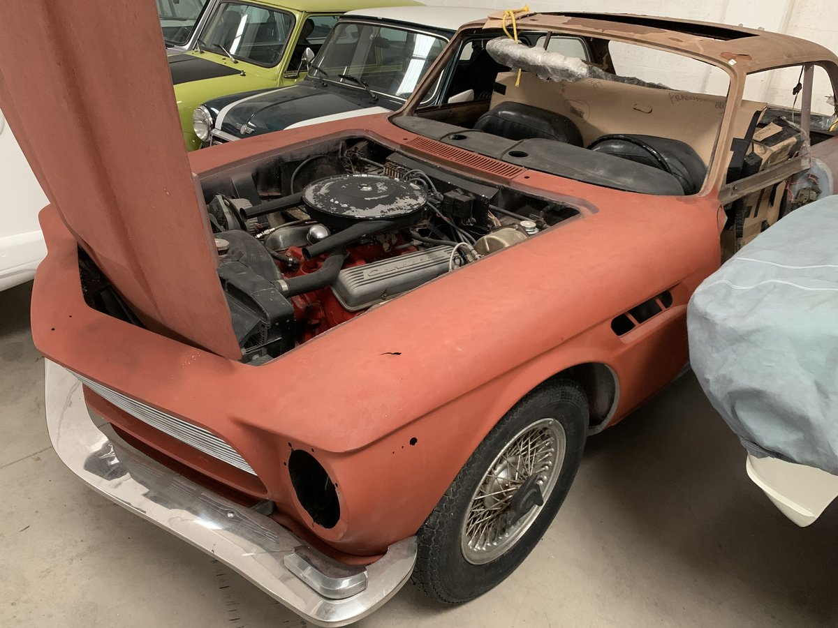 1965 Iso Rivolta GT (IR300) For Sale (picture 2 of 6)