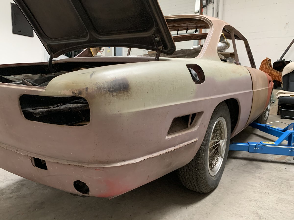 1965 Iso Rivolta GT (IR300) For Sale (picture 6 of 6)