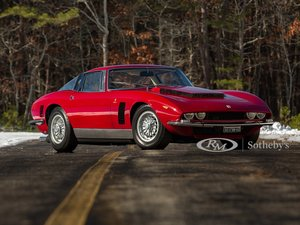 Picture of 1969 Iso Grifo 7-Litri Series I by Bertone For Sale by Auction