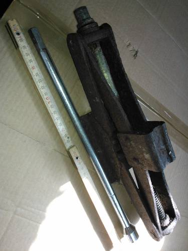 1970 parts ISO RIVOLTA Bizzarrini  For Sale (picture 1 of 2)