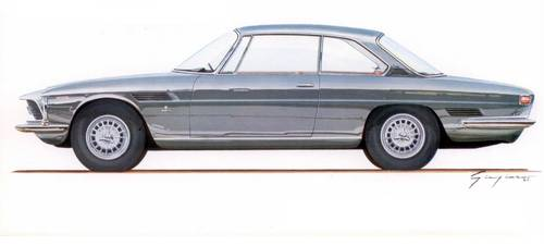 1967 Iso Rivolta 300 GT Wanted! SOLD (picture 1 of 1)