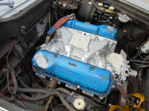 1971 Iso Rivolta Lele 325 manual gearbox - project For Sale (picture 6 of 6)