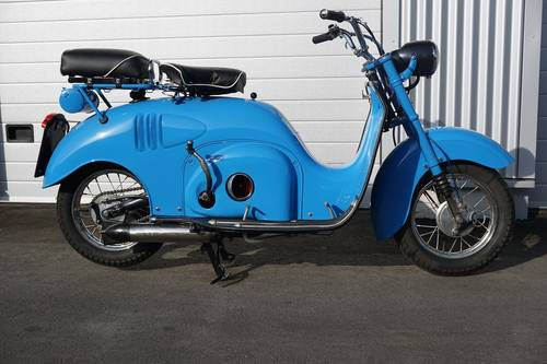 1952 Iso Scooter 125 by  Renzo Rivolta For Sale (picture 2 of 6)