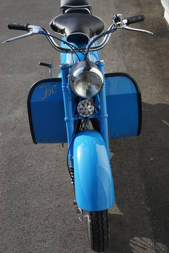 1952 Iso Scooter 125 by  Renzo Rivolta For Sale (picture 4 of 6)