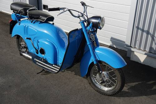 1952 Iso Scooter 125 by  Renzo Rivolta For Sale (picture 5 of 6)