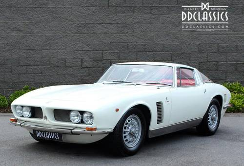 Iso Grifo GL 350 1966 (RHD) SOLD (picture 1 of 6)