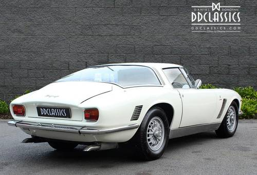 Iso Grifo GL 350 1966 (RHD) SOLD (picture 2 of 6)