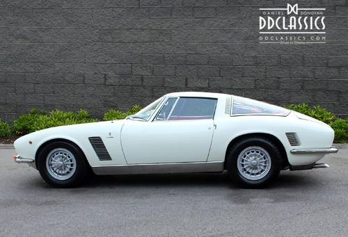 Iso Grifo GL 350 1966 (RHD) SOLD (picture 3 of 6)