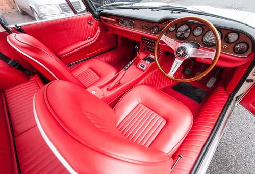 Iso Grifo GL 350 1966 (RHD) SOLD (picture 4 of 6)