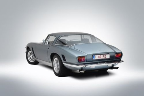 Iso Grifo SII 7L LHD - 1973 For Sale (picture 3 of 6)