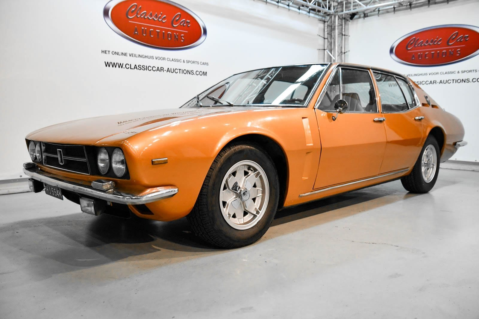 Iso Rivolta Fidia 1972 For Sale by Auction (picture 1 of 6)