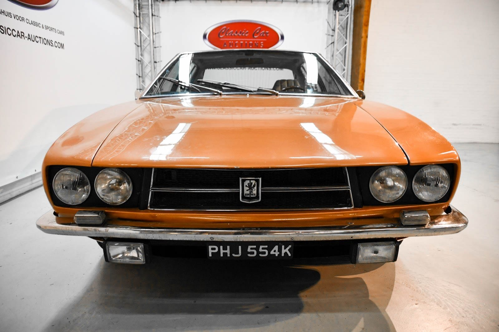 Iso Rivolta Fidia 1972 For Sale by Auction (picture 2 of 6)