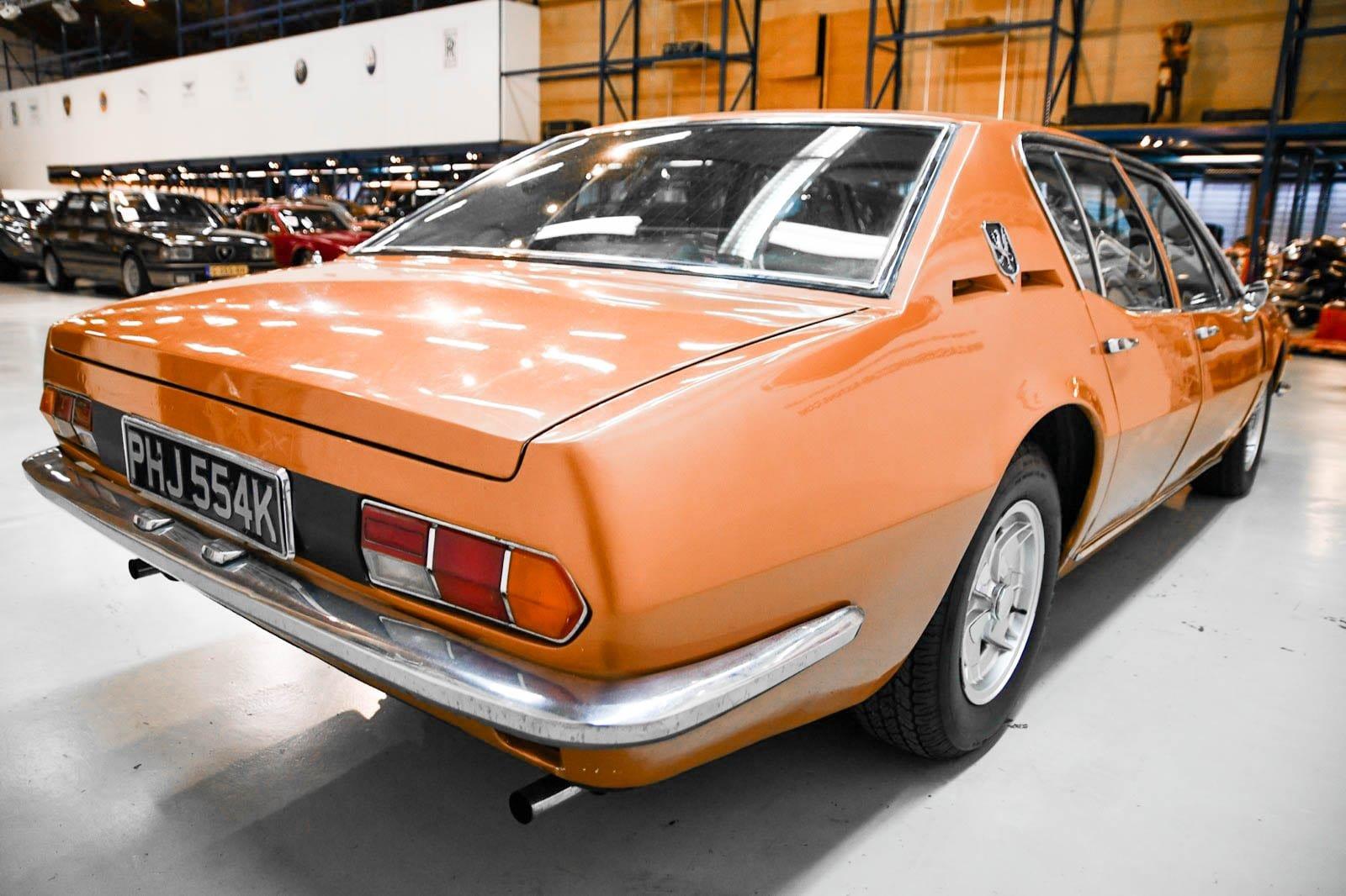 Iso Rivolta Fidia 1972 For Sale by Auction (picture 3 of 6)