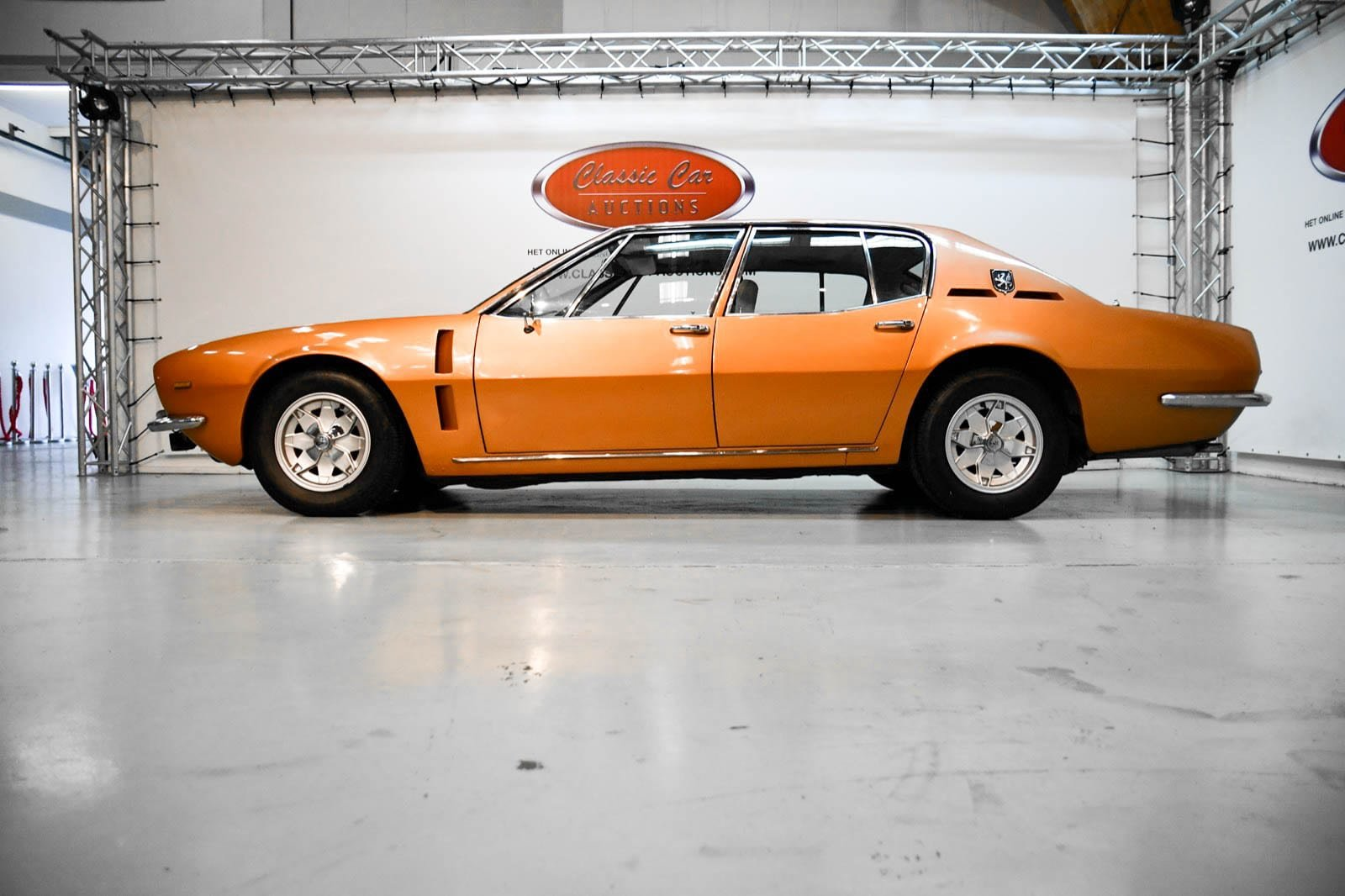 Iso Rivolta Fidia 1972 For Sale by Auction (picture 4 of 6)