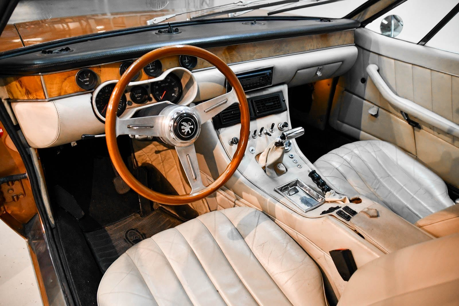 Iso Rivolta Fidia 1972 For Sale by Auction (picture 5 of 6)