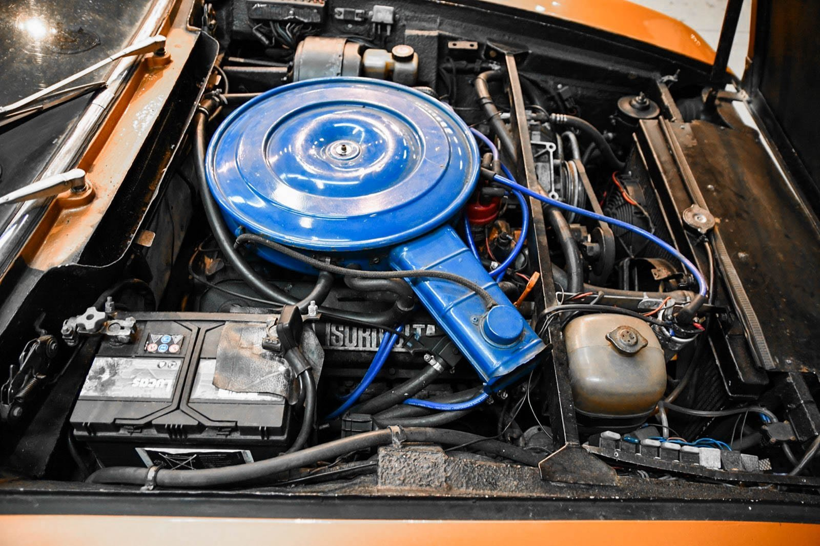 Iso Rivolta Fidia 1972 For Sale by Auction (picture 6 of 6)