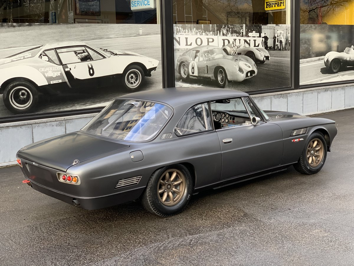 1966 Iso Rivolta GT Race/ Rally car For Sale (picture 2 of 6)