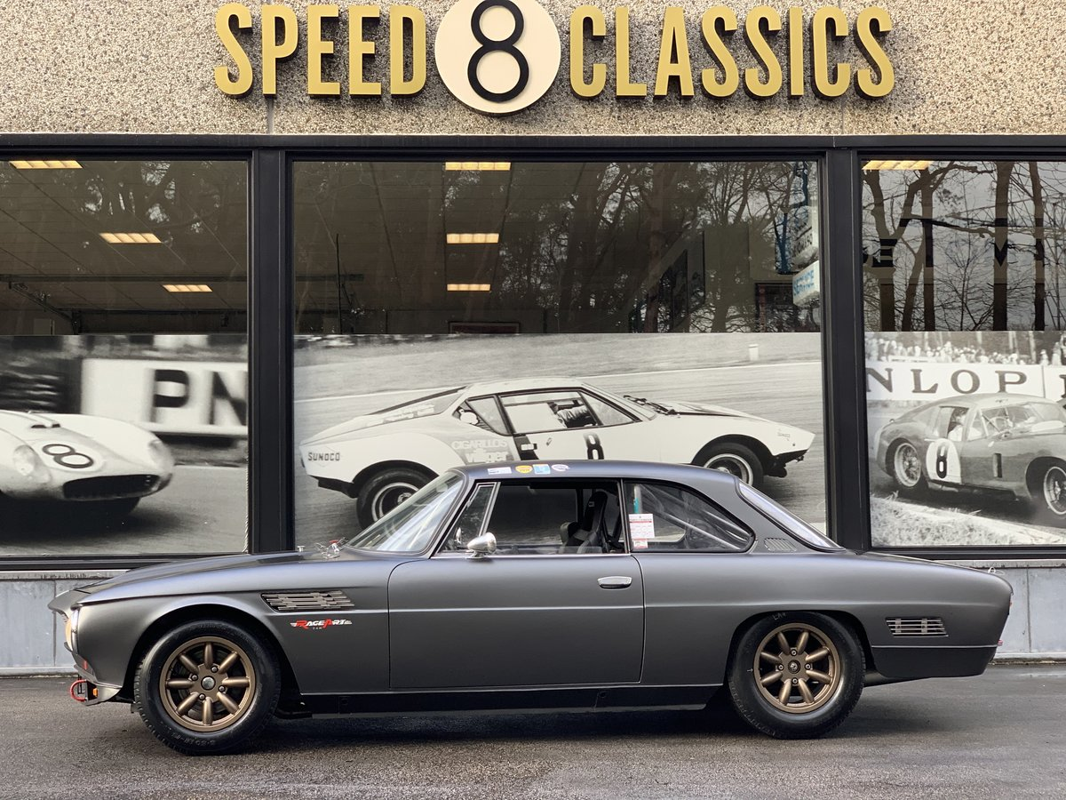 1966 Iso Rivolta GT Race/ Rally car For Sale (picture 5 of 6)