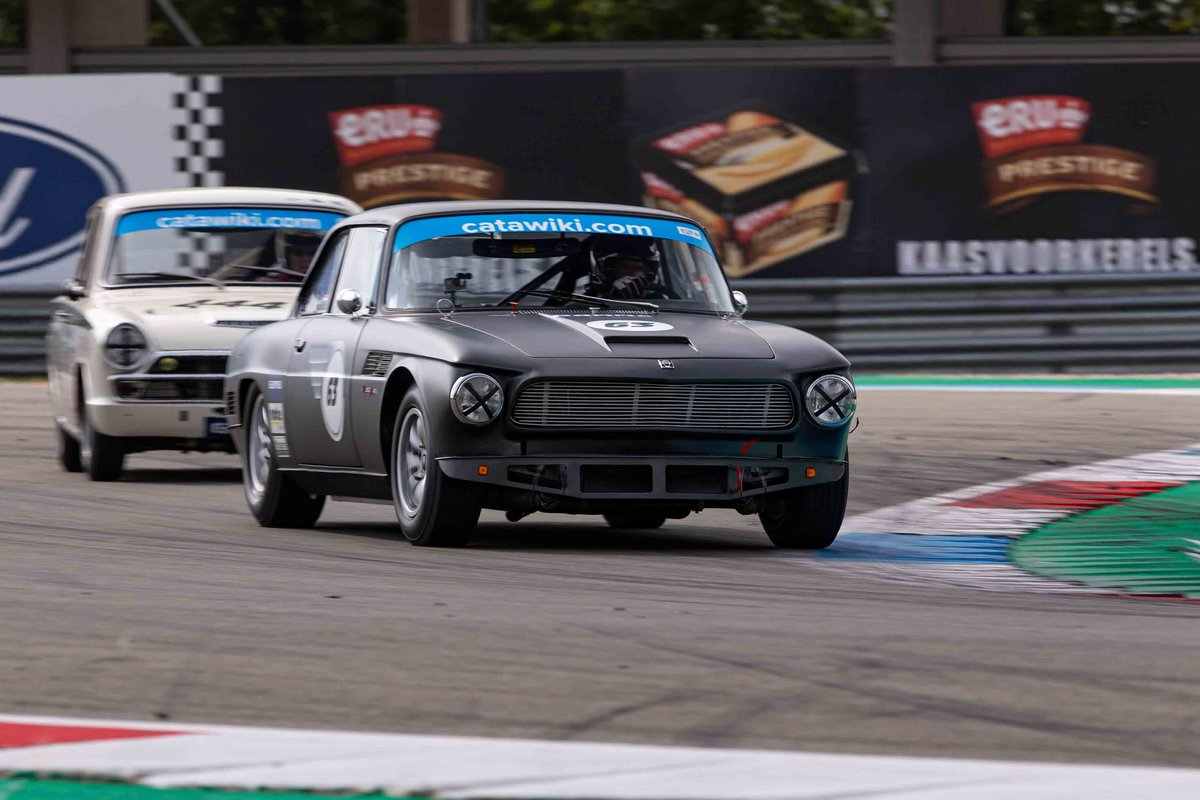1966 Iso Rivolta GT Race/ Rally car For Sale (picture 6 of 6)