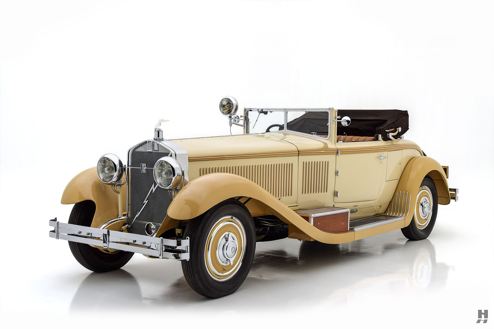 1930 ISOTTA FRASCHINI 8A SS CASTAGNA ROADSTER For Sale (picture 1 of 6)