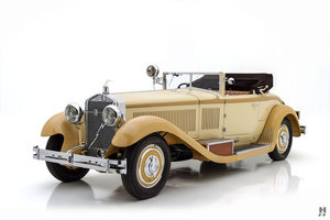 1930 ISOTTA FRASCHINI 8A SS CASTAGNA ROADSTER For Sale
