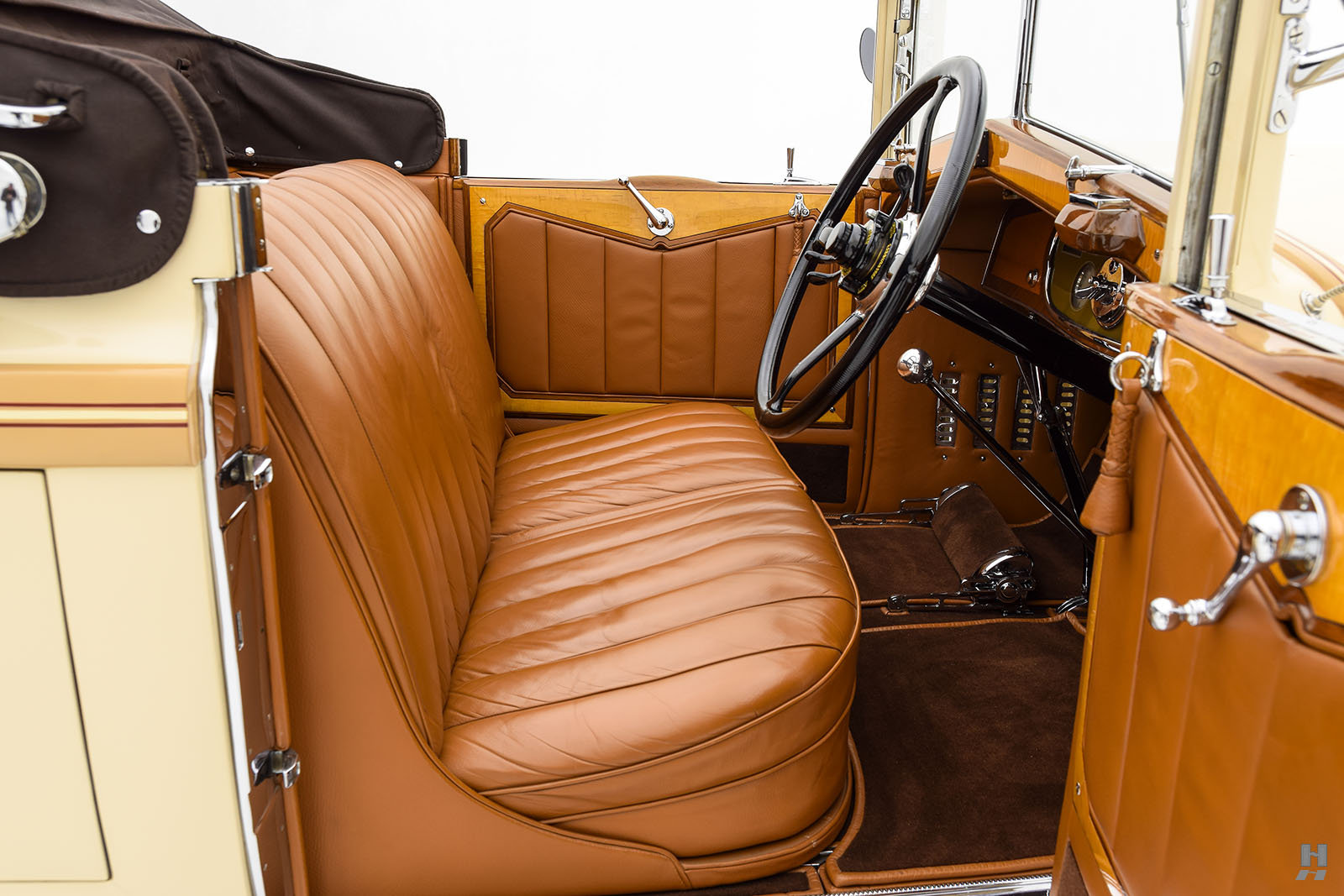 1930 ISOTTA FRASCHINI 8A SS CASTAGNA ROADSTER For Sale (picture 3 of 6)